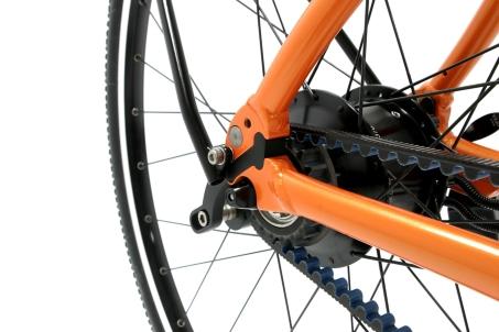 aandrijving elektrische fiets